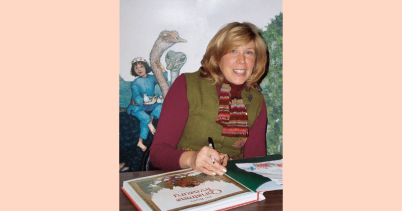 """Talking"" to Author Jan Brett Via E-mail"